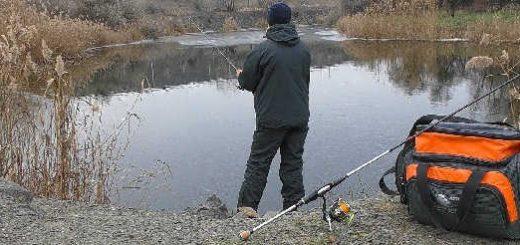 Как ловить на джиг/микроджиг с берега?