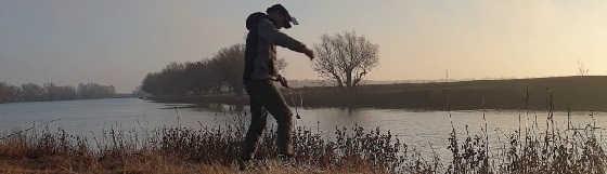 Ловля карася и судака с приходом воды в Астрахани