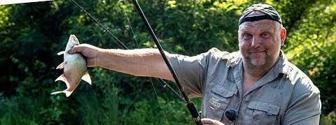 Ловля фидером по Прибалтийски