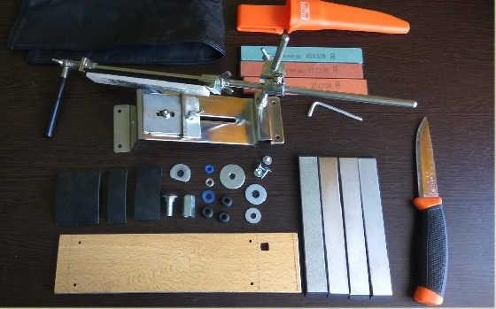 Модернизация точилки для ножей с Алиэкспресс