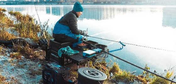 Рыбалка на Дунае осенью на фидер