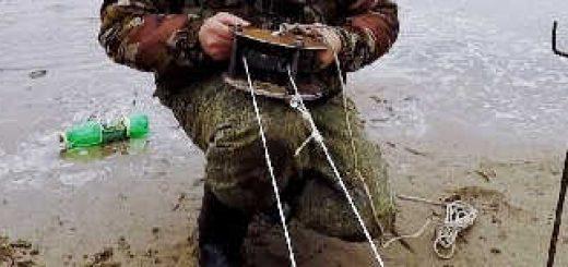 Рыбалка на перемёт: Отличный улов
