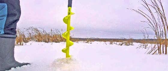Рыбалка после Первого Льда