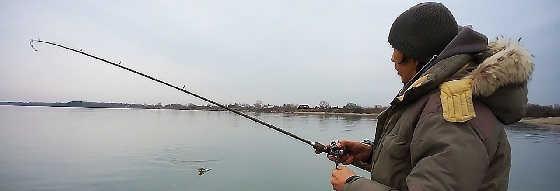 Рыбалка на спиннинг в ноябре