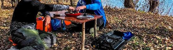 Рыбалка в ноябре на Митинке