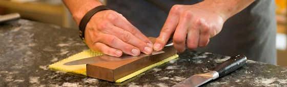 Заточка ножа - основы
