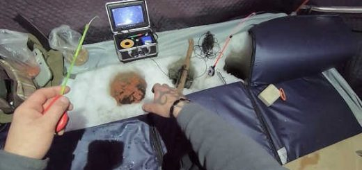 Зимняя Рыбалка для души