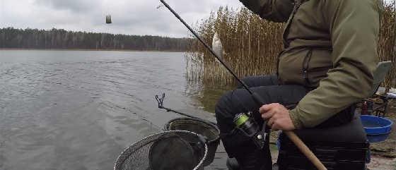 Ловля фидером по Холодной воде