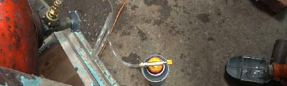 качаем газовые баллоны для портативных горелок