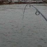 Рыбалка с лодки в декабре