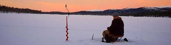 Мунха - рыбалка на карася в Якутии