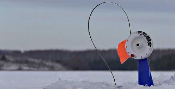Рыбалка на жерлицы и ловля плотвы и окуня на мормышку
