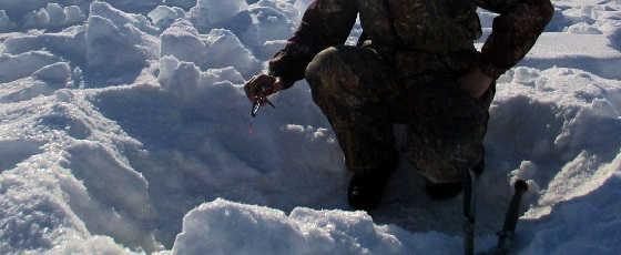 Подледная рыбалка в Намцах Якутия
