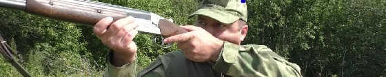 Правильная техника стрельбы: прицеливание не прикрывая глаз