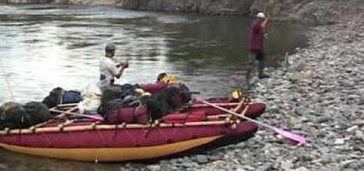 Рыбалка на реке Улья