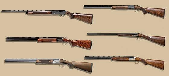 Самое лучшее охотничье ружьё