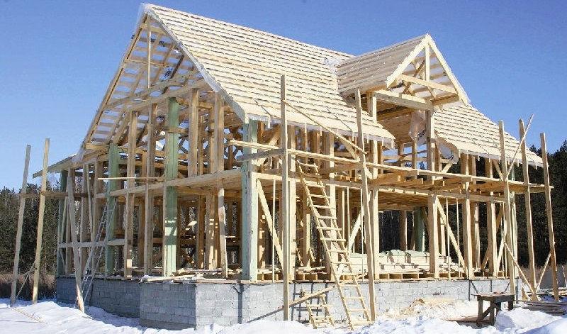 Строительство и ремонт домов