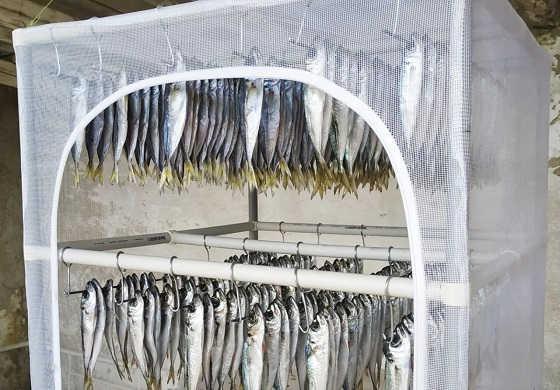 Сушилка для рыбы