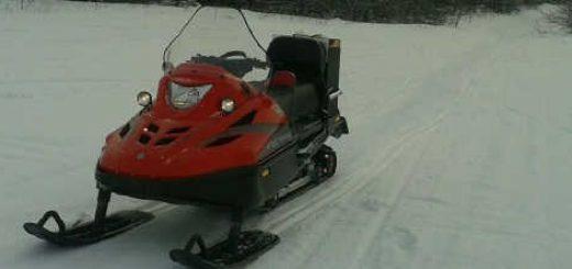 Снегоход Тайга Варяг 550V