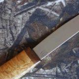 Средний якутский нож