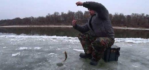 Зимняя Рыбалка на Оке 2019