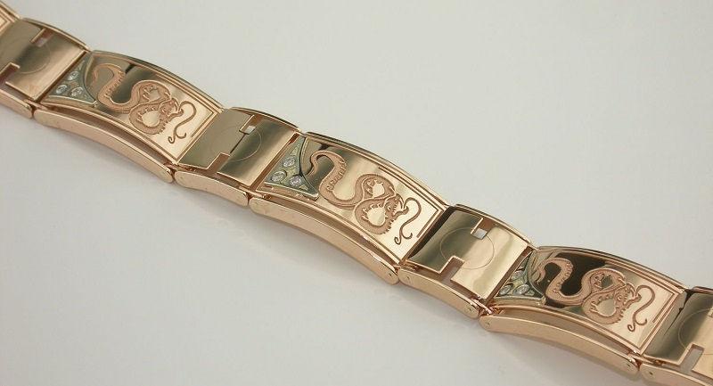 купить золотой браслет