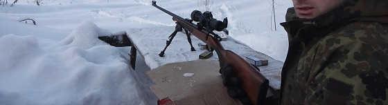CZ-455 FOREST 22 lr Стрельба 50-100 метров