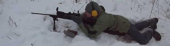 Remington 700 - Стреляем на 300 м