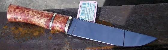 Как сделать хороший нож своими руками?