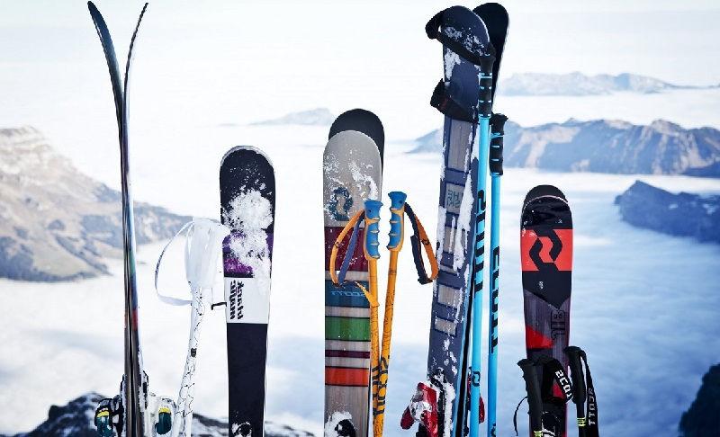Купить горные лыжи можно в магазине Манарага
