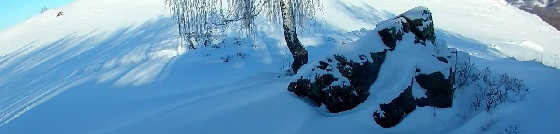 Охота на горных зайцев в Башкирии