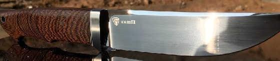 Создание новой модели ножа