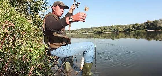 Рыбалка с Ночевкой на Оке