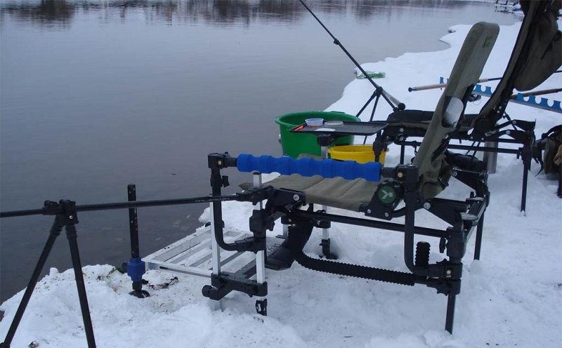 Рыболовная платформа сделает вашу рыбалку более комфортной и результативной
