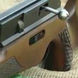 Пневматические винтовки: стрельба на 110 метров