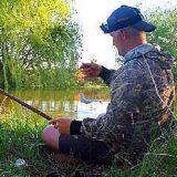 Рыбалка на веточку