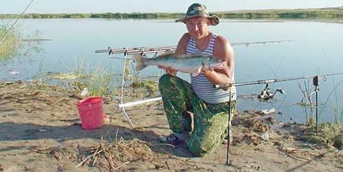 Узбекистан: Рыбалка и охота на Айдаркуле