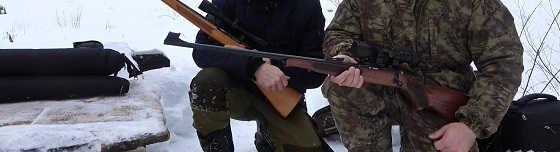 ТОЗ-99 и CZ-455 FOREST 22 lr Сравнение мелкашек