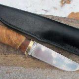 Заточка таежных ножей
