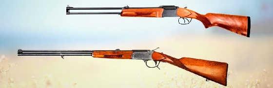 Топ 10 комбинированных ружей для охоты