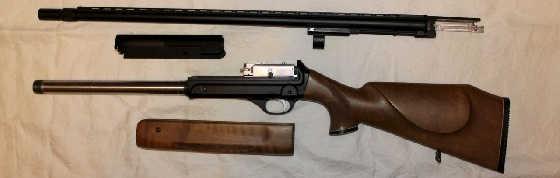 Ружьё МЦ 22-12 – газоотводный наследник МЦ-21-12