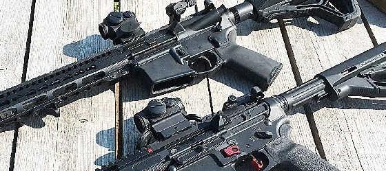 AR-15 в России