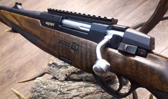 Первый Турецкий болтовик ATA Arms TURQUA