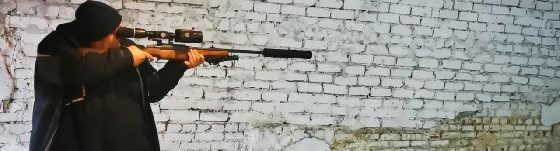 Как стреляет ATA Turqua 308