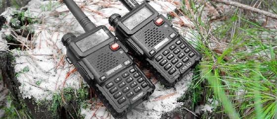 Тест радиостанций BAOFENG UV5R и Nagoya NA-771