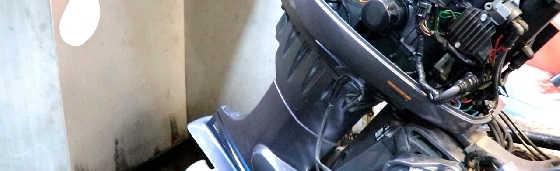 YAMAHA F50A Проверка БУ мотора перед покупкой и последующий ремонт