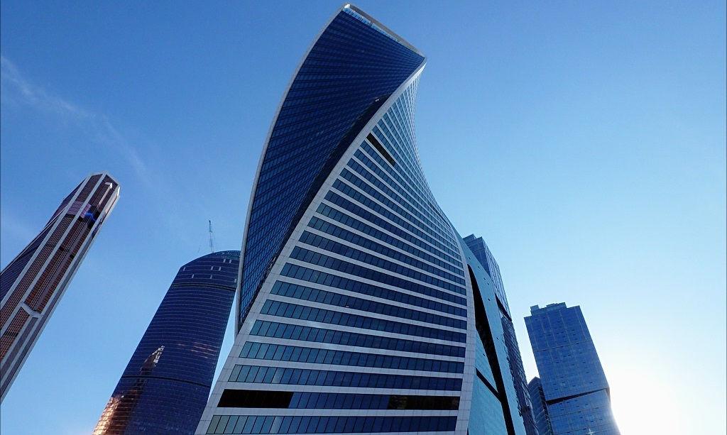 Бизнес-центр Башня Эволюция