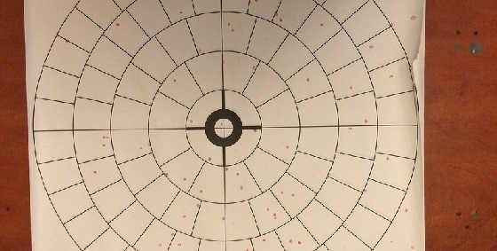 дробь 00 и 0000: тестовая сборка и отстрел на 35 м