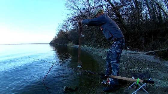 Рыбалка весной на фидер