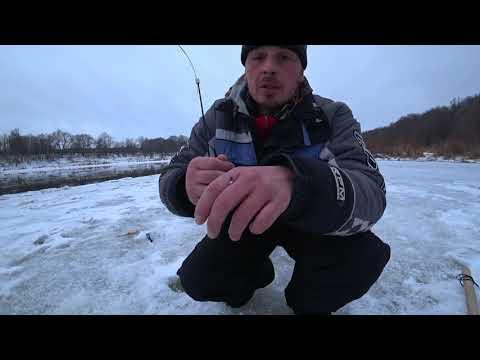 Зимняя Рыбалка на Черта 2020